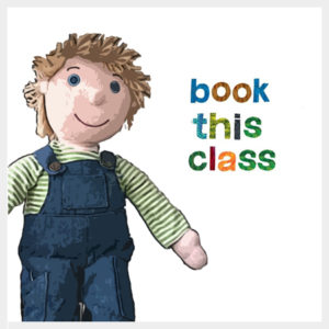 Melody Footsteps book-this-class